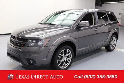 2017 Dodge Journey GT Texas Direct Auto 2017 GT Used 3.6L V6 24V Automatic AWD SUV Premium