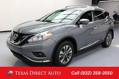 2017 Nissan Murano SL Texas Direct Auto 2017 SL Used 3.5L V6 24V Automatic AWD SUV Bose