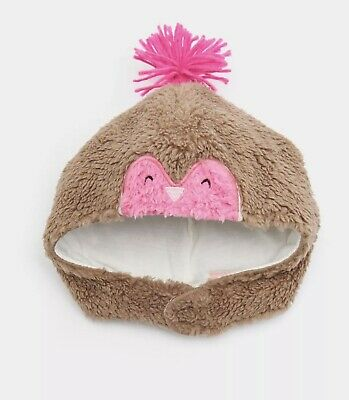 Joules Baby Girl Robin Hat 0-6 Months BNWT