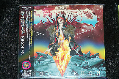 THE SWORD APOCRYPHON Japan New Factory Sealed Rare - $77 99