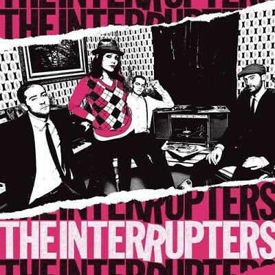 The Interrupters - The Interrupters  Cd New