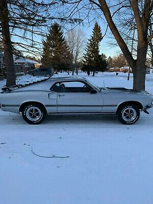 1969 Ford Mustang  1969 Ford Mustang Fastback Mach 1 (Tribute)