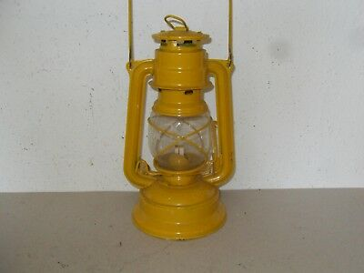 "Petroleum Lampe, Laterne,"" MEVA 864,  MADE IN CZECHOSLOVAKIA"