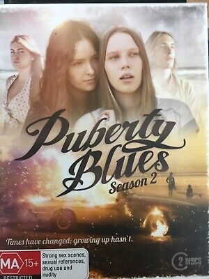 PUBERTY BLUES - Season 2 2 x Disc BLURAY Set AS NEW! Complete Second Series Two