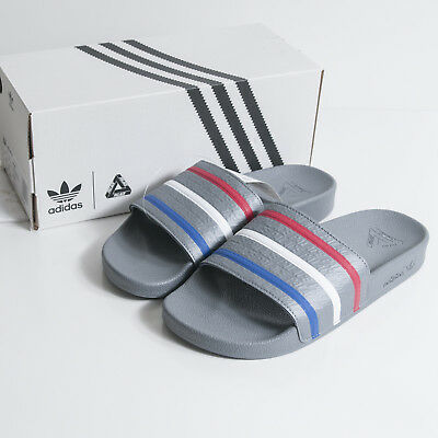 50b7235ff257 ... GERMANY Adilette SLIDES SANDALS brand new size 8 limited.