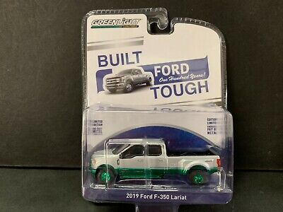 Greenlight Ford F-350 Lariat Pickup Dually 2019 100 Years 27970 F 1/64 CHASE