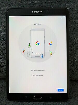 SAMSUNG GALAXY TAB S2 8 0 32GB Wi-Fi Tablet (SM-T713) with Android Oreo 8 1
