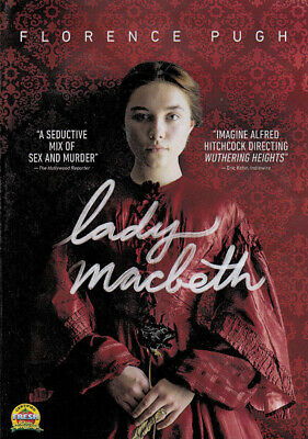Lady Macbeth *new Dvd Free Shipping***************