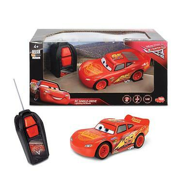 Disney Cars 3 /  1:32 / RC Single-Drive Lightning McQueen