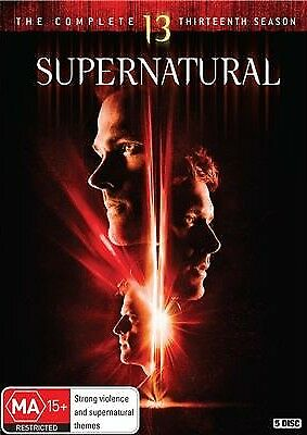 Supernatural series complete season 13 new DVD set region 4 R4