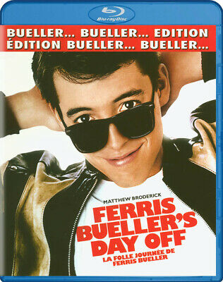 Ferris Bueller's Day Off (Blu-Ray) (Bilingual) *new Bl