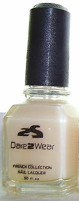 LeChat FC02 FRENCH PINK 15ml  DARE2WEAR NAIL LACQUER French Polish