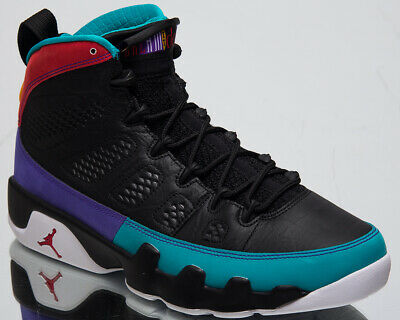 a5f5c527d4e213 NIKE AIR JORDAN Retro IX 9 Dream It Do It Black Red Blue Yellow ...