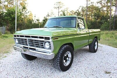1973 Ford F-250 HIGH BOY Short Bed CUSTOM Pickup 160+ HD Pictures 1973 Ford F-250 HIGH BOY Short Bed CUSTOM Pickup Truck 160+ HD Pictures