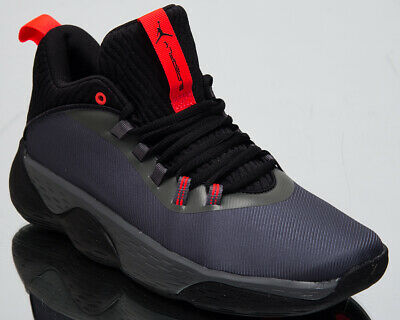 newest f2e1d df81e Jordan Super.Fly MVP Low Men s New Iron Grey Black Basketball Shoes  AO6223-001