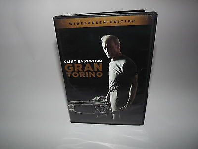 Gran Torino DVD with Clint Eastwood Widescreen Edition