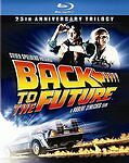 Back to the Future: 25th Anniversary Trilogy (Blu-ray Disc, 2010, 6-Disc Set