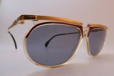 d06652cc6481 VINTAGE 80S CAZAL sunglasses Mod 335 red brow made in Germany ...