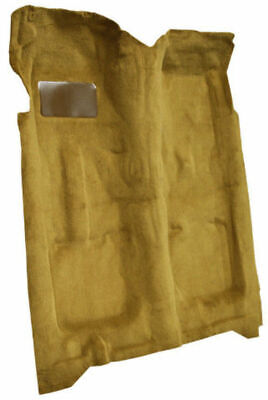Flooring Complete Set for 1974-76 Lincoln Mark IV Molded 1 Pc