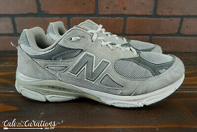 huge selection of 4857e be6db VGC! NEW BALANCE USA 990 v3 Mens Size 13 Athletic Sneakers Gray