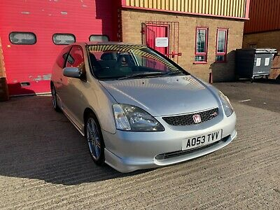 2003 Honda Civic EP3 Type R