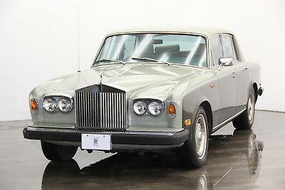 1979 Rolls-Royce Silver Shadow  1979 Rolls~Royce Silver Shadow II ~ SHOW CAR MULTIPLE WINNER
