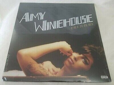 """Amy Winehouse """"BACK TO BLACK"""" Sealed 12"""" Vinyl LP 2006 FREE SHIPPING TO USA"""