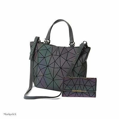 HOTONE -_BOLSO DE_ASAS PARA_MUJER LUMINOUS_LARGE+WALLET SET_LARGE✅neu 2019✅