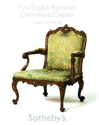 Sotheby's Fine English Furniture, Ceramics & Carpets
