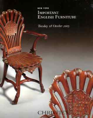 Christie's Important English Furniture