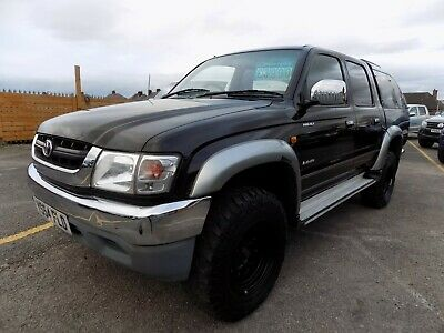 Toyota Hilux Invincible Low Miles