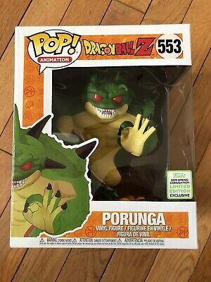 Funko Pop! Vinyl Animation Dragon Ball Z Porunga ECCC 2019 Exclusive