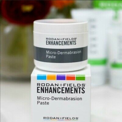 Rodan and Fields ENHANCEMENTS Micro-Dermabrasion Paste 4.2 fl. oz./125 ml Sealed