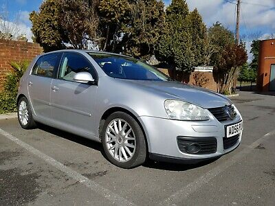Volkswagen Golf GT TDI 140bhp - Waterpump and cambelt done - NO RESERVE