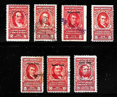 Hick Girl Stamp-Old Used  U.s. Documentary  Stamps     X7553