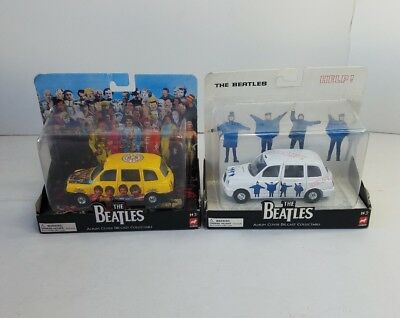 THE BEATLES CORGI Album Cover Die-Cast Collectibles, Sgt