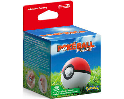 Nintendo 2513066 POKEBALL PLUS