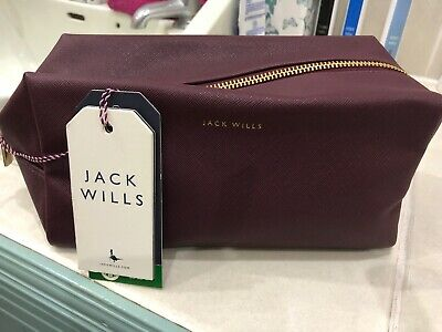 Jack Wills Ladies Travel Kit Bag Gift Set - Body Wash, Body Lotion & Body Scrub