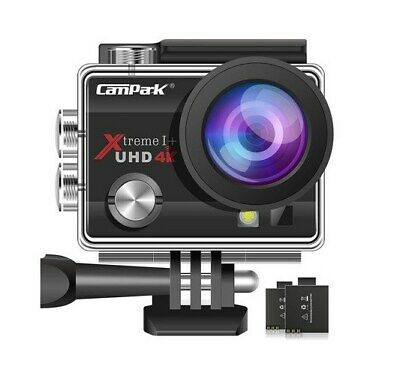 Campark ACT74 Action Camera 16MP 4K WIFI Authentic LIMITED DEAL