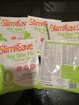 Slim and save shakes