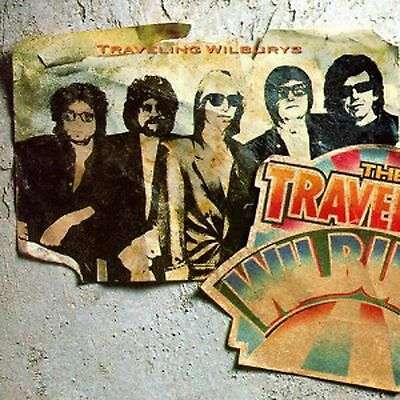 THE TRAVELING WILBURYS - Volume 1 with 2 Bonus Tracks - Vol. 1 - CD - TOM PETTY