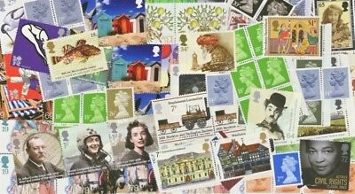 £100 stamps for postage (all with gum). mint unused BULK