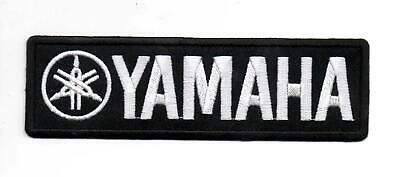 For Yamaha Motorcycle Sport Racing P161 Embroidered Iron on Patch High Quality