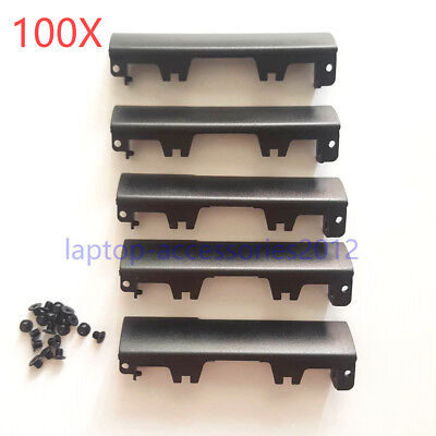 LOT OF100 New HDD Hard Drive Caddy Cover for  Dell Latitude E6440 with screw
