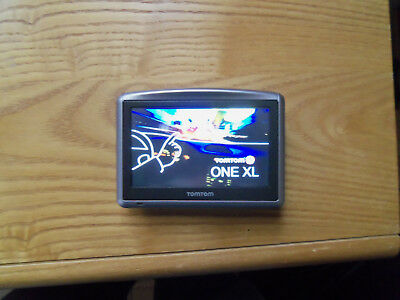 TOMTOM ONE XL Bluetooth Portable GPS Navigator 4S00.000 - $20.00