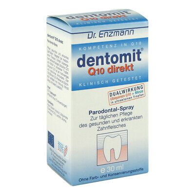Dentomit Q10 direkt Spray 30ml PZN 00185229
