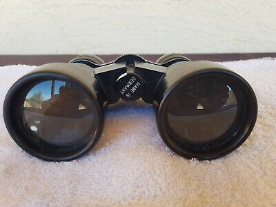 Vintage BINOCULARS.  BRAUN NORNBERG. Made In GERMANY 4 X 40.
