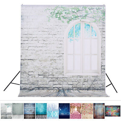 Andoer 1.5 * 2.1m/5 * 6.9ft Photography Backdrop Background Digital Printed W2Y5