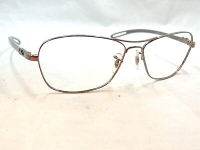 b1ed15fcf704e Ray Ban 8302 014 N6 Carbon Fiber Tech Brown Sunglass Frames 58 15  727