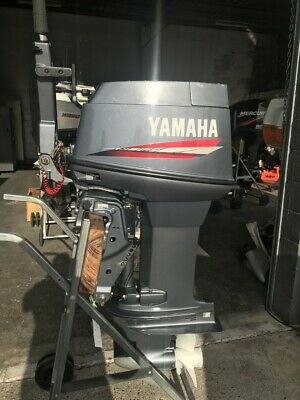 40hp yamaha two stroke Outboard